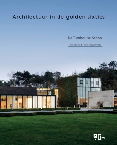 Cover heruitgave Architectuur in de golden sixties