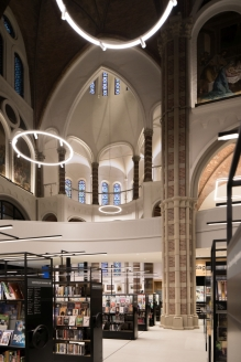 Petruskerk in Vught, nu bibliotheek